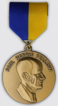 paul-harris-medallion