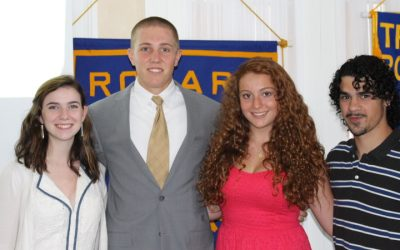 Students Represent Trenton Rotary in Japan on Cultural Exchange
